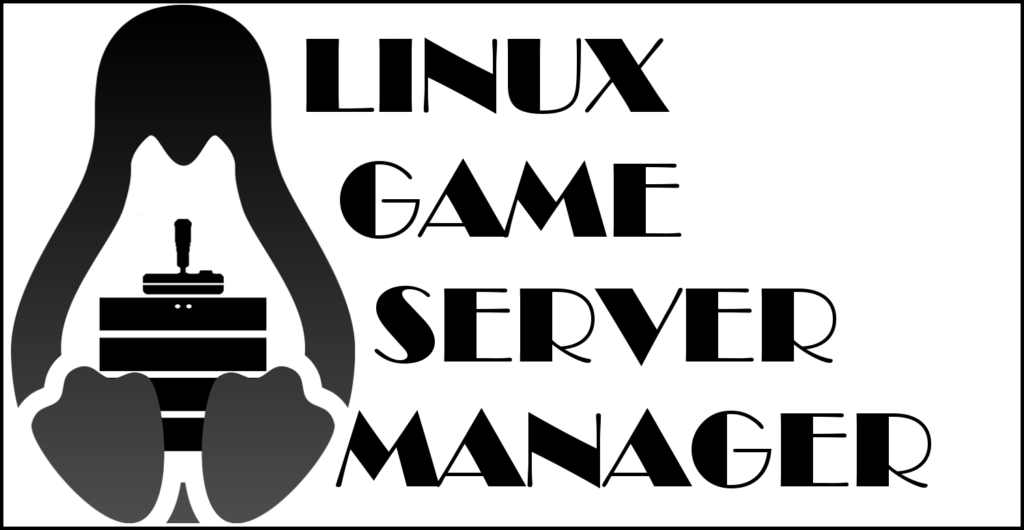 Linux Game Server Manager Full