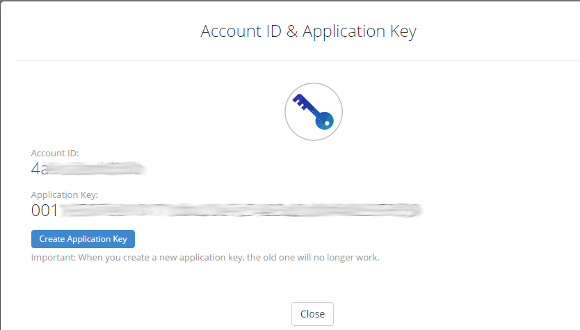 Cloud Sync - Account ID